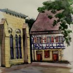 Maulbronn Klosterkirche, 2003
