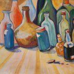 Flaschen, 2010
