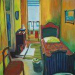 Schlafzimmer Van Gogh, 2011