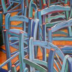 Stühle, 2015